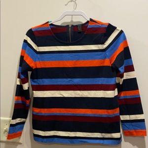 JCrew small striped shirt